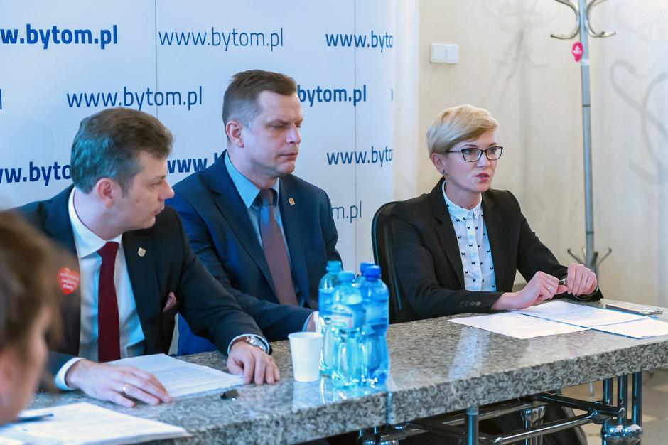 Spór o rozliczenie remontu stadionu Polonii Bytom