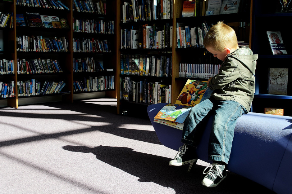 Wielkopolskie: Ferie z książką w bibliotekach