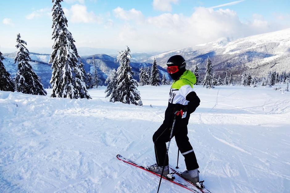 Beskidy: Doskonałe warunki dla narciarzy w górach