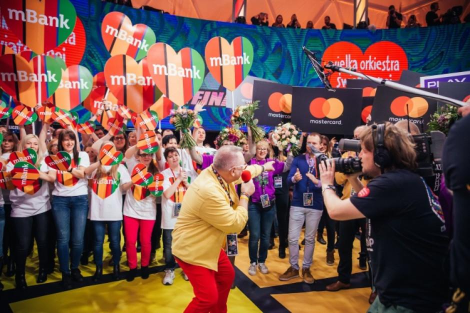 Finał WOŚP przeszedł do historii. Zebrano ponad 92 mln zł