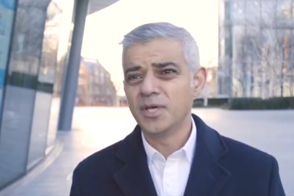 Burmistrz Londynu: Jestem zszokowany atakiem na Pawła Adamowicza