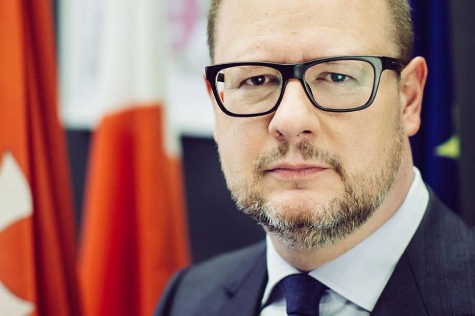 Stan zdrowia prezydenta Gdańska: Zdecydują najbliższe godziny