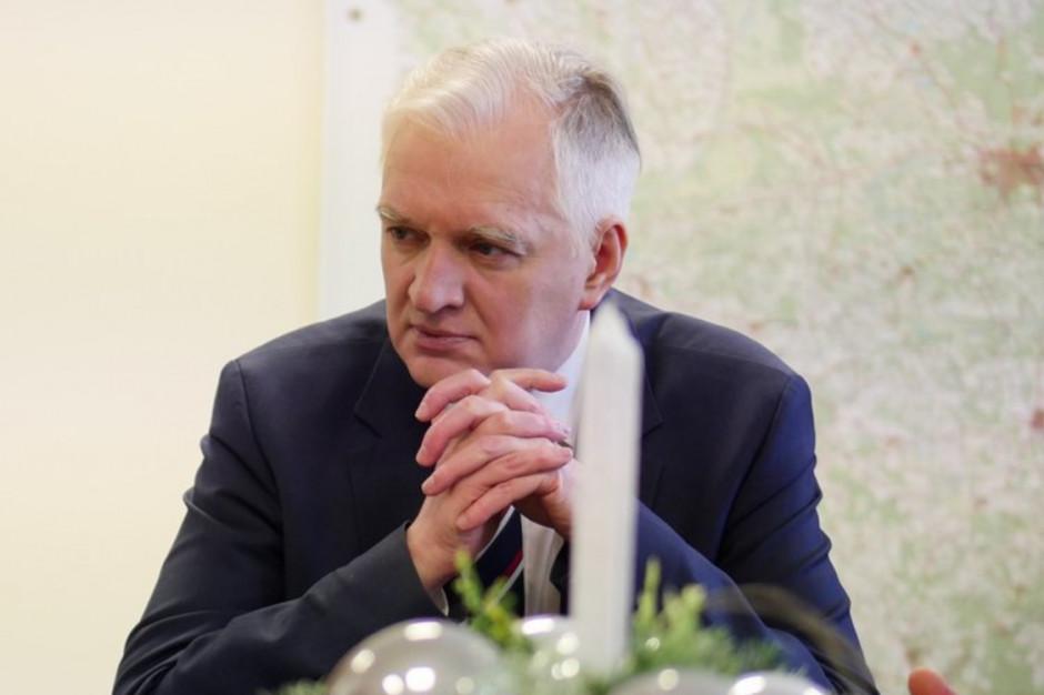 Jarosław Gowin: Nie wykorzystujmy ataku na prezydenta do rozgrywek politycznych