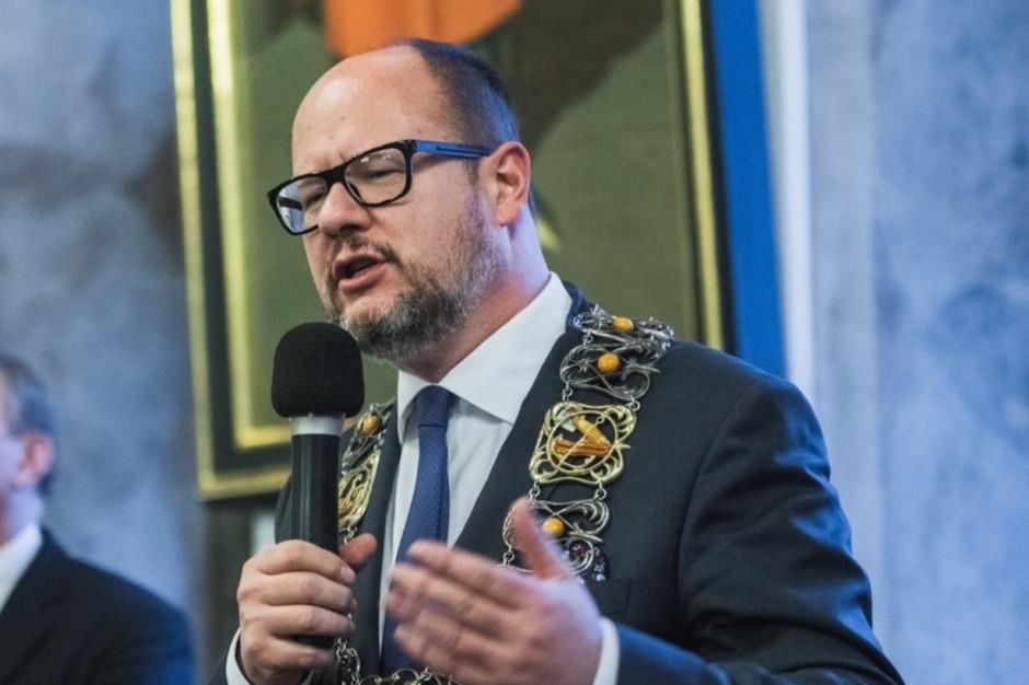 Prezydent Gdańska Paweł Adamowicz zaatakowany podczas finału WOŚP