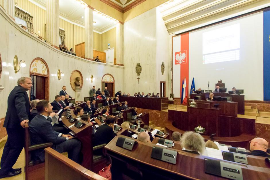 Sejmik śląski przyjął budżet województwa na 2019 r.