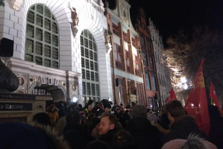Skorupka-Kaczmarek: żałobę w Gdańsku może ogłosić wojewoda
