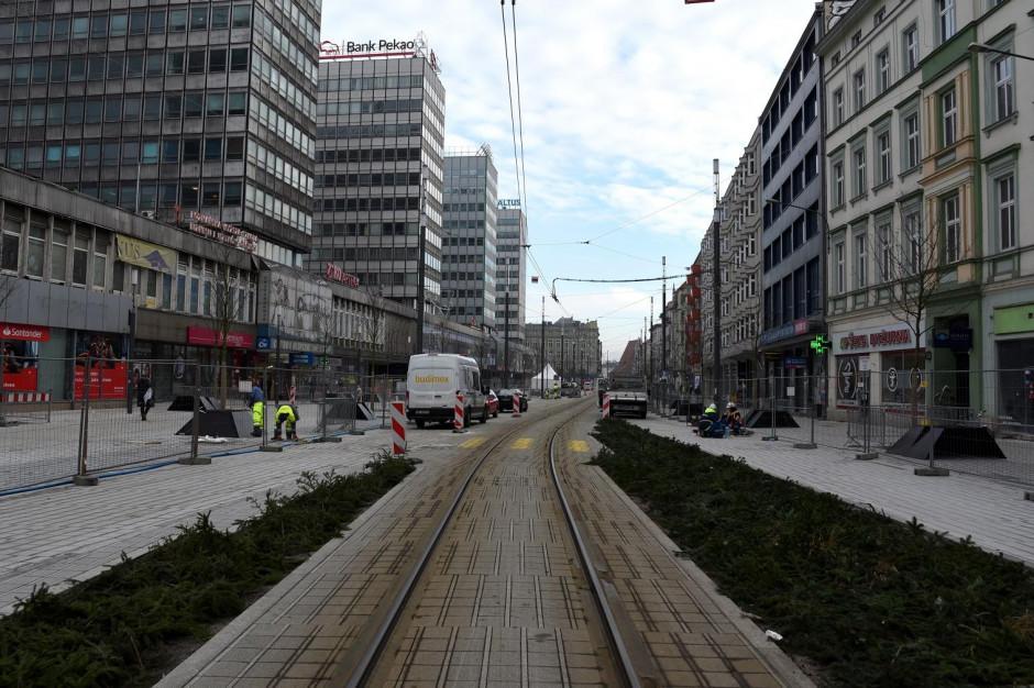 Poznań: Kończy się remont ul. Święty Marcin
