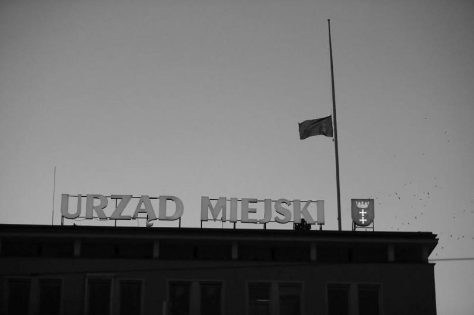 """Wojewoda nie może ogłosić żałoby w Gdańsku? """"Nie ma podstaw prawnych"""""""