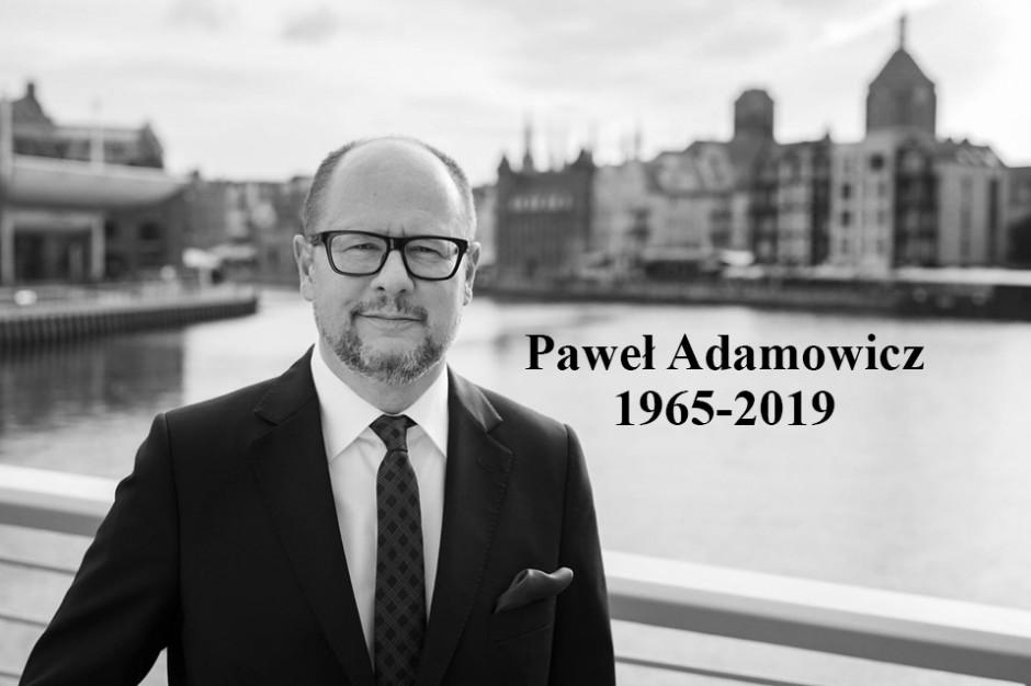 Dzień pogrzebu prezydenta Gdańska dniem żałoby narodowej