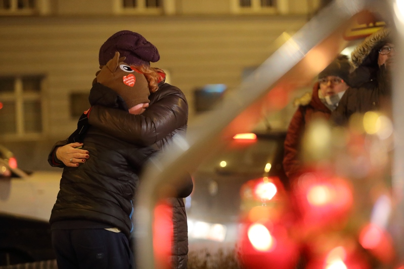 Żałoba po śmierci Pawła Adamowicza będzie trwać do dnia pogrzebu prezydenta (fot. Grzegorz Mehring / www.gdansk.pl)