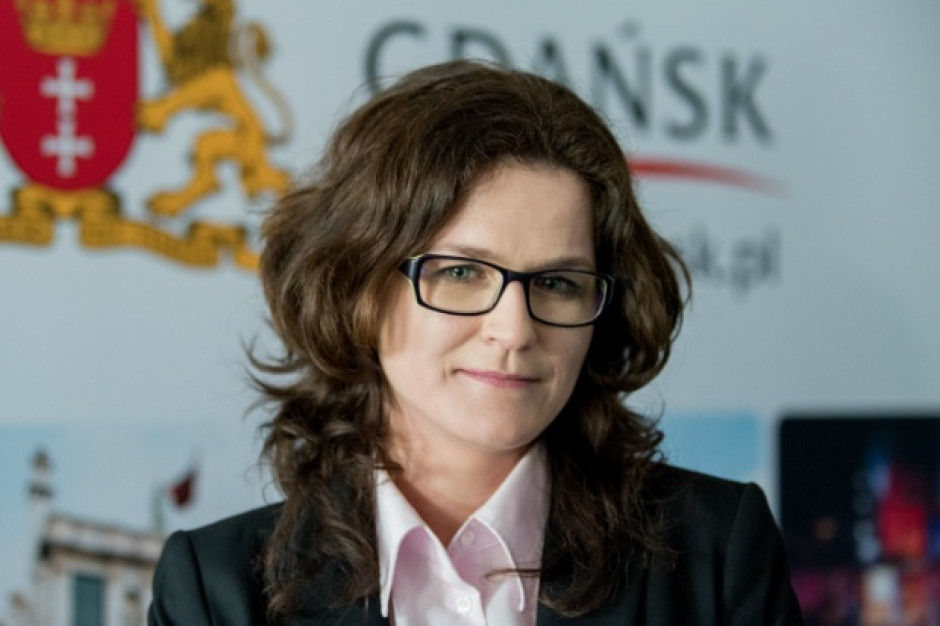 Aleksandra Dulkiewicz komisarzem w Gdańsku