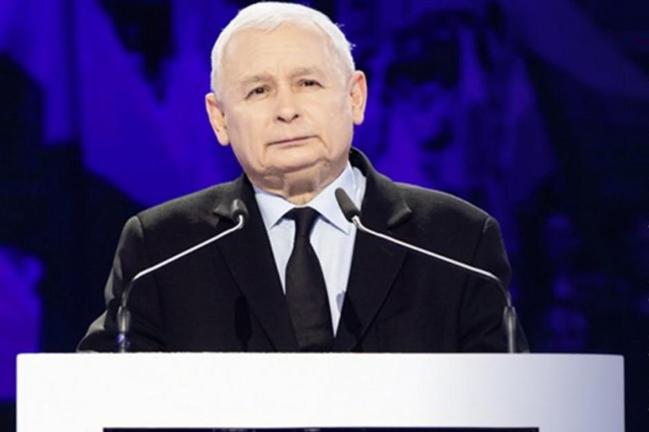 Jarosław Kaczyński zamieścił nekrolog w prasie po śmierci prezydenta Gdańska