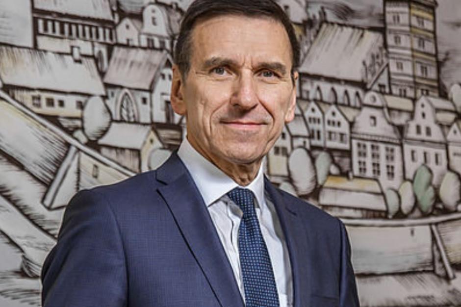 Olsztyn: Prezydent Piotr Grzymowicz dostał ochronę