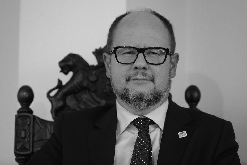 Paweł Adamowicz (fot. Grzegorz Mehring/www.gdansk.pl)
