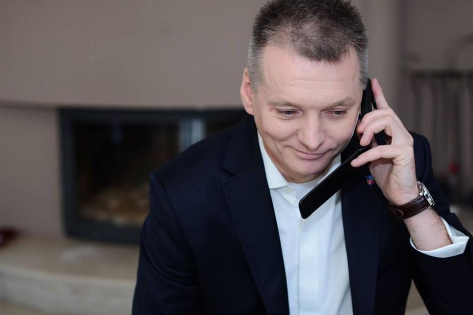 Burmistrz Myszkowa rezygnuje z członkostwa w PO