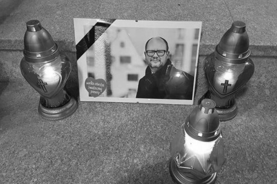 Elbląg ogłosił żałobę po śmierci prezydenta Gdańska Pawła Adamowicza