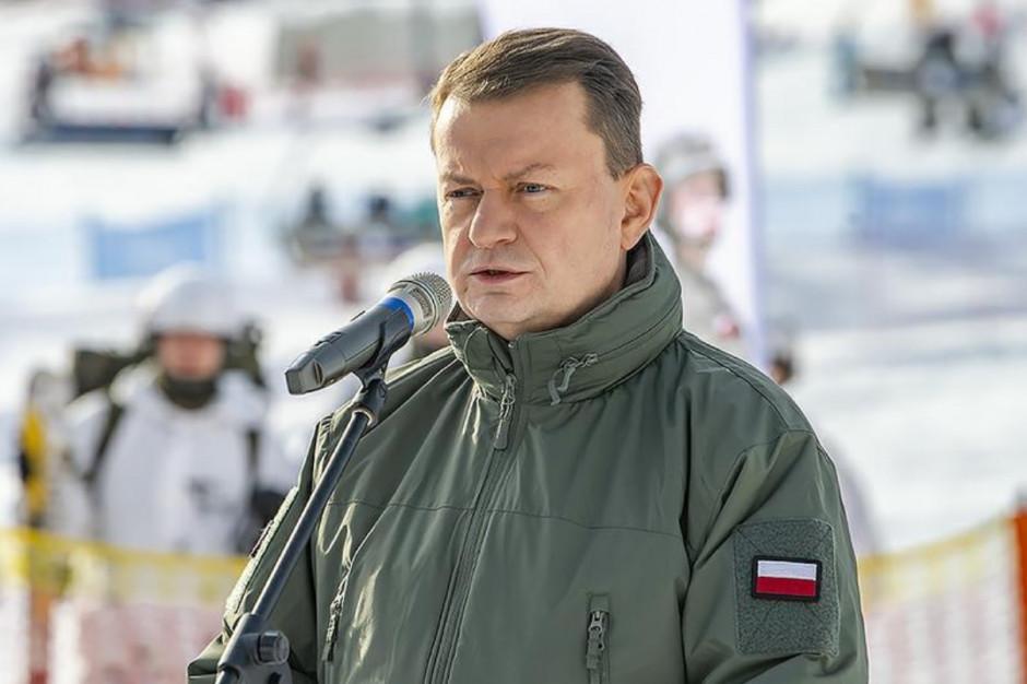 Mariusz Błaszczak: Nie wolno oszczędzać na bezpieczeństwie imprez publicznych