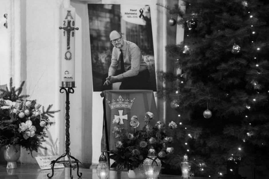 Pogrzeb prezydenta Adamowicza: Jest plan uroczystości pogrzebowych w Gdańsku