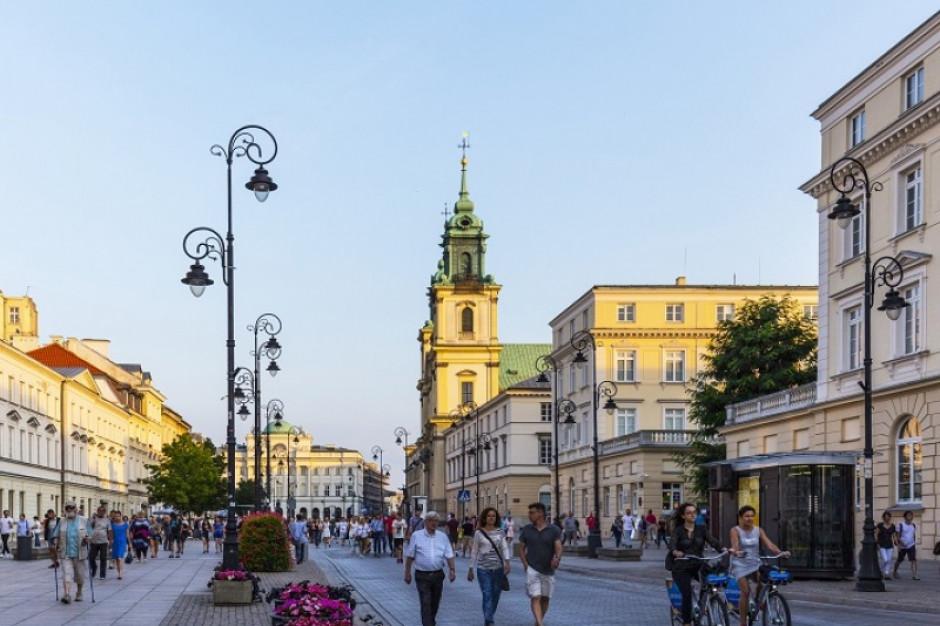 Warszawa chce się bronić przed terrorystami. Na Trakcie Królewskim powstaną zapory