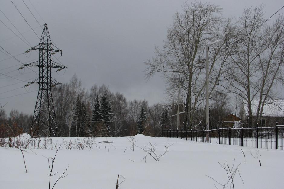 Śnieg i silny wiatr w Polsce. Mieszkańcy bez prądu