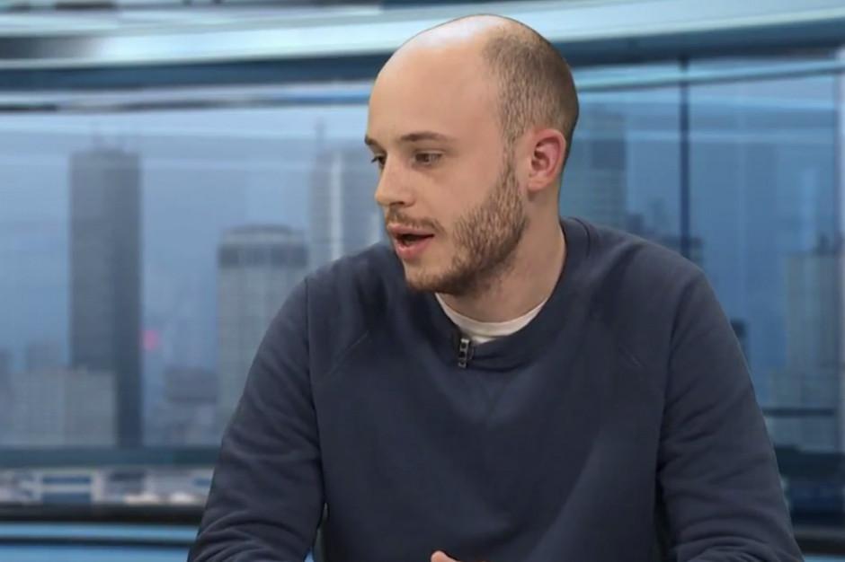"""Jan Śpiewak wycofuje się z polityki. """"Mogę iść do więzienia"""""""