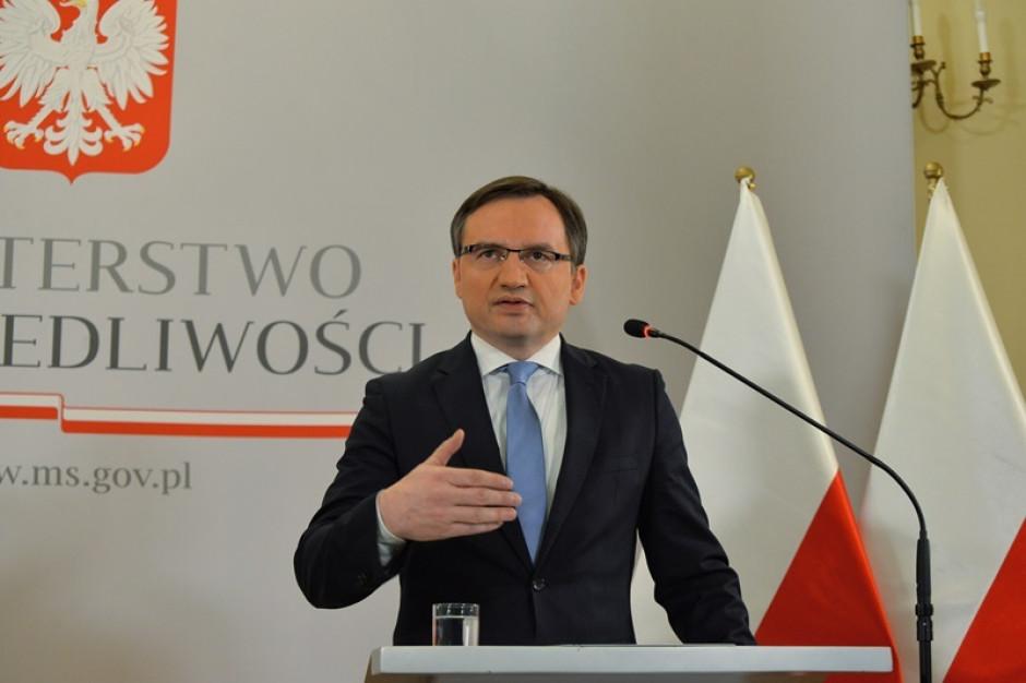 Ziobro: Dożywocie jedyną karą dla zabójcy prezydenta Adamowicza