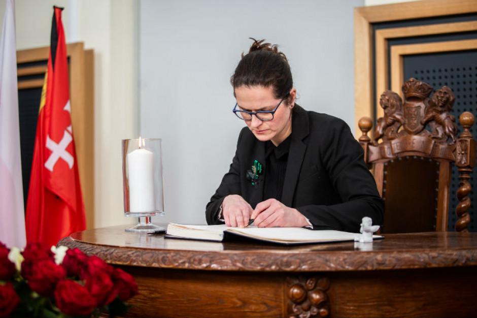 Wybory przedterminowe: Aleksandra Dulkiewicz wystaruje w wyborach na prezydenta Gdańska?