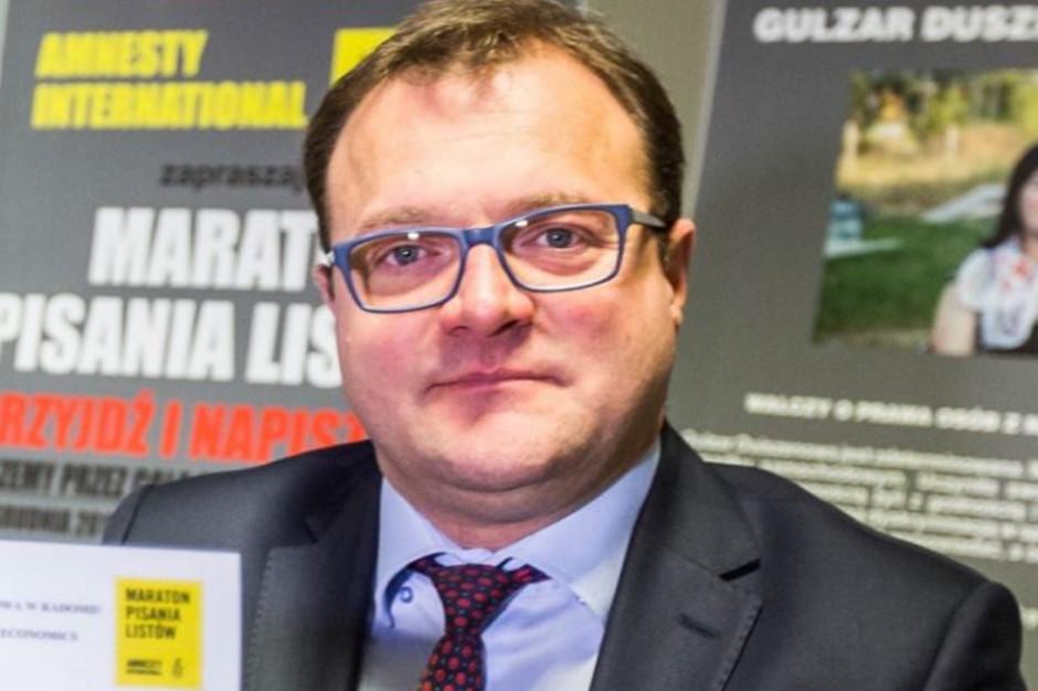 Radom: Groził śmiercią prezydentowi Radosławowi Witkowskiemu. Grozi mu więzienie