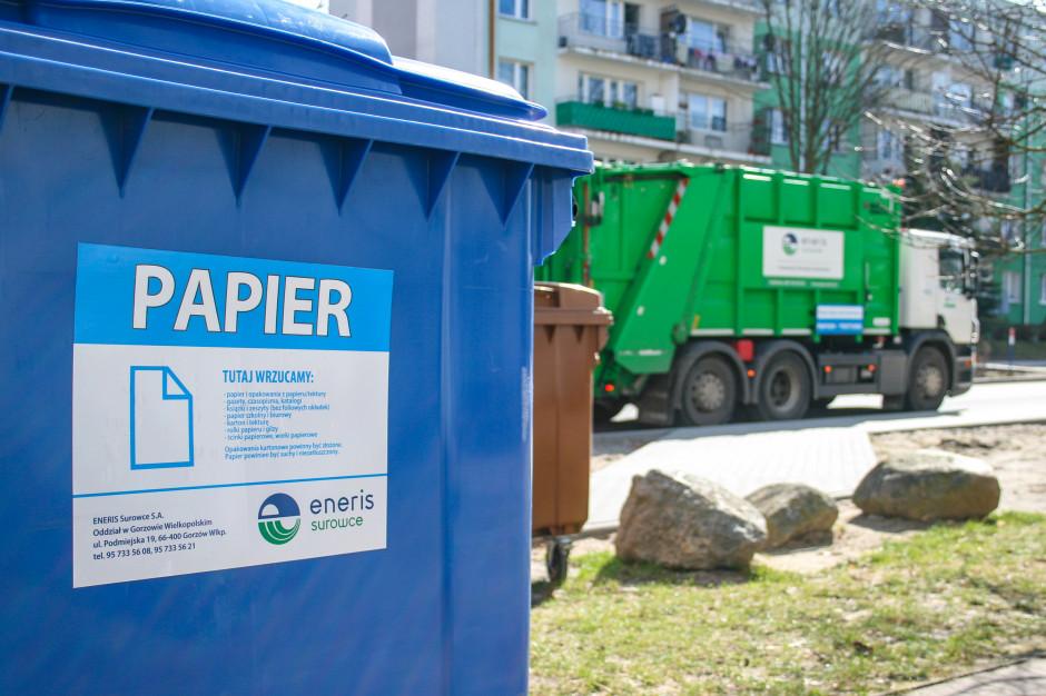 Gospodarka odpadami. Zbiórka na pięć frakcji i jej efekty