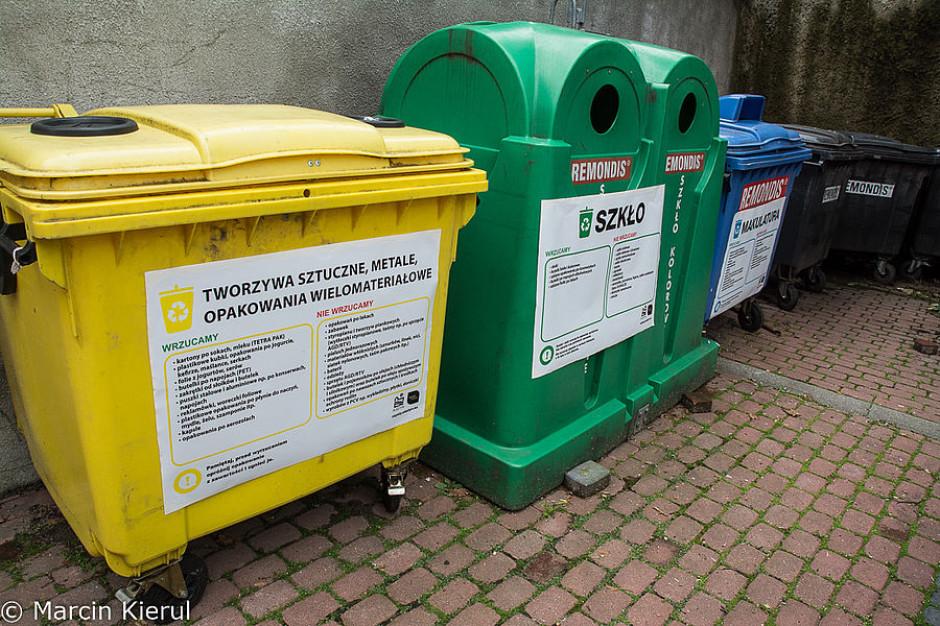 Produkujemy coraz więcej śmieci, w Olsztynie przyrost o 20 proc. w pięć lat
