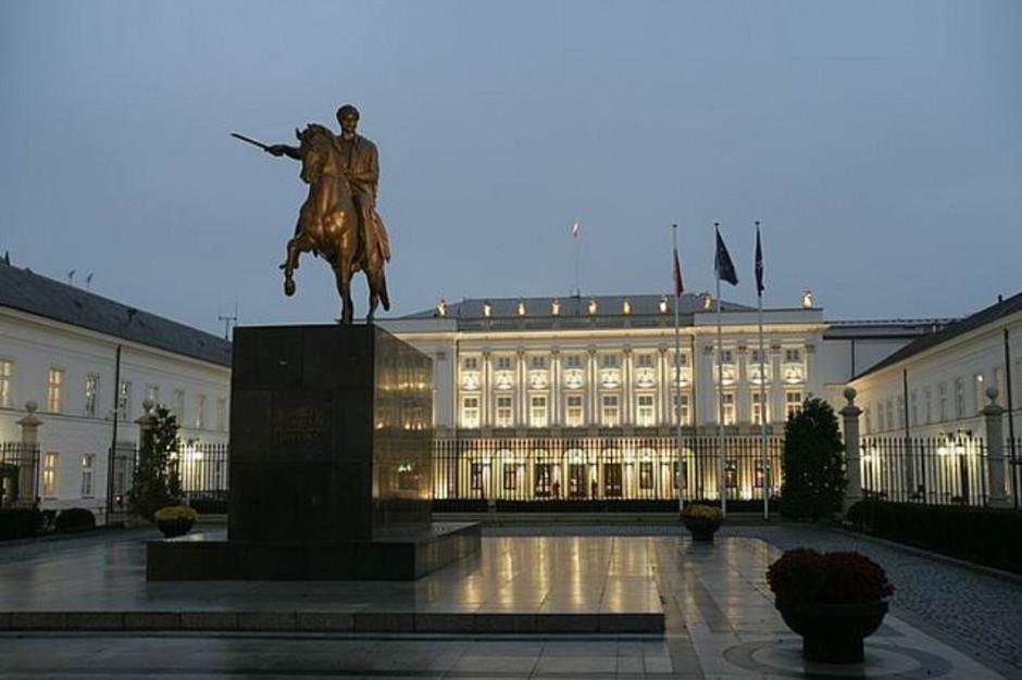 Stefan W. chciał wedrzeć się do Pałacu Prezydenckiego w Warszawie
