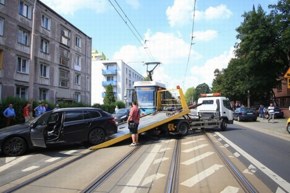 Wrocław ustalił stawki za odholowanie aut
