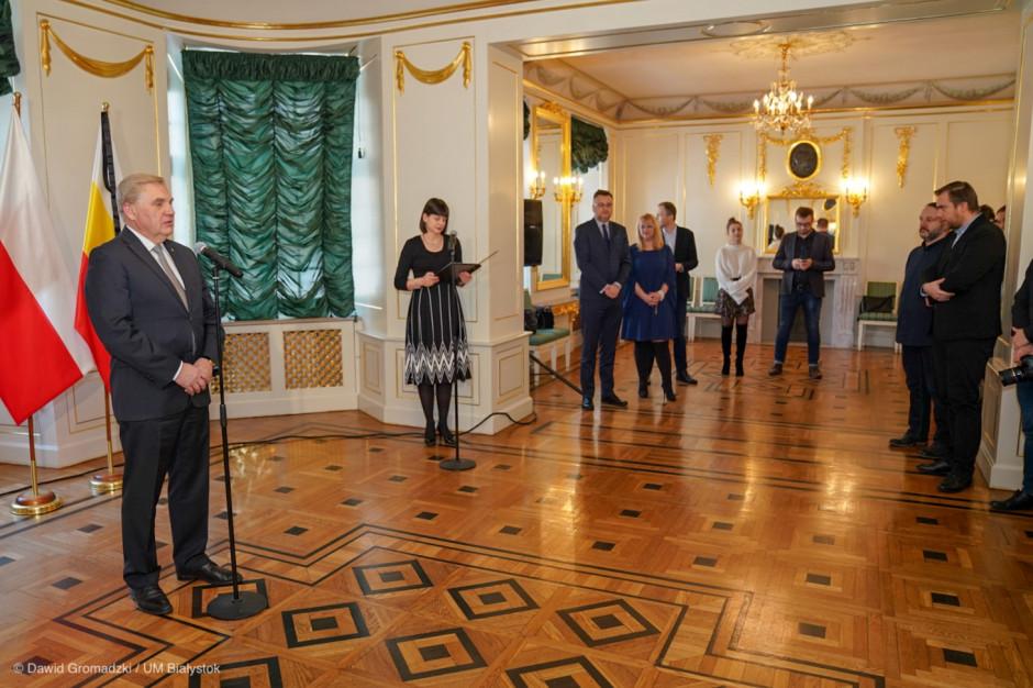 Prezydent Białegostoku przyznaje stypendia artystyczne