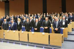 Deklaracja sejmiku pomorskiego ku czci prezydenta Gdańska