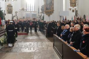 Taca z mszy pogrzebowej prezydenta Adamowicza - dla rodzin w Aleppo
