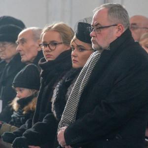 Bliscy Pawła Adamowicza (fot. Forum)