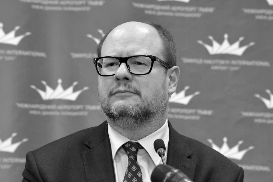 Trzaskowski: śmierć Adamowicza zasługuje na pewien symbol