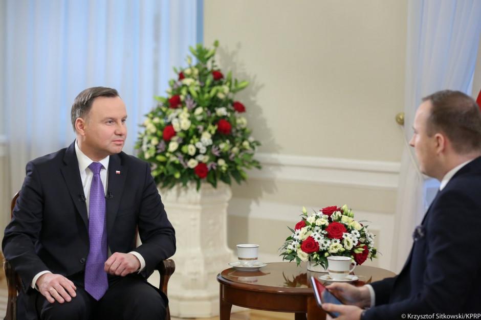 Prezydent: Wątpię, żeby można było zabójstwo Pawła Adamowicza rozpatrywać jako mord polityczny