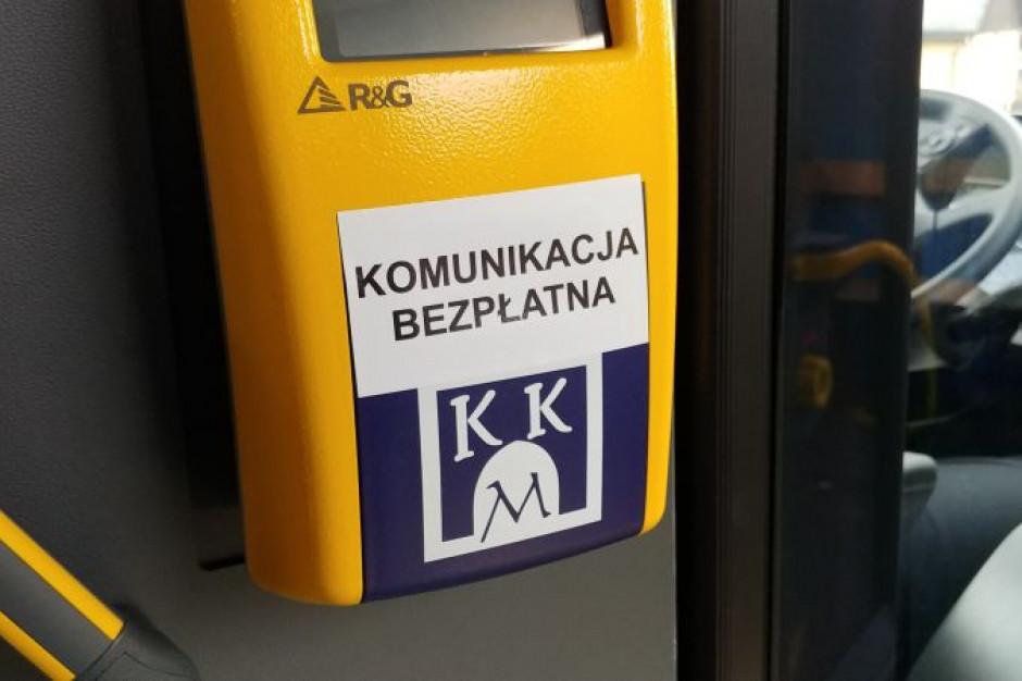 We wtorek w Krakowie bezpłatna komunikacja miejska