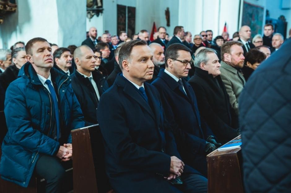 Aleksandra Dulkiewicz: To miasto zadecydowało, gdzie prezydent i premier usiądą na pogrzebie Pawła Adamowicza