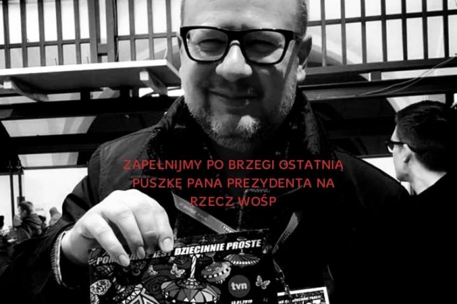 """Już ponad 5 mln zł w zbiórce """"Zapełnijmy ostatnią puszkę Pana Prezydenta dla WOŚP"""""""