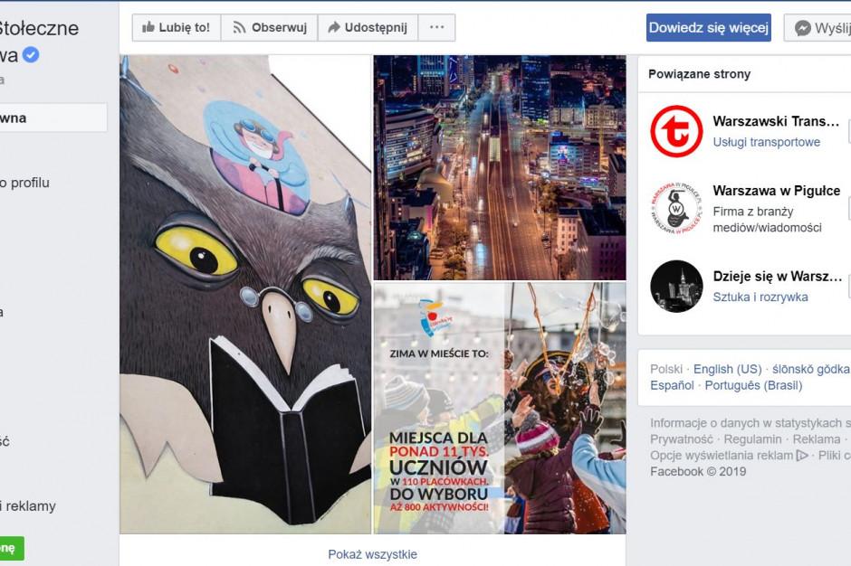 Samorządy aktywne w social mediach. Informacja i promocja w jednym