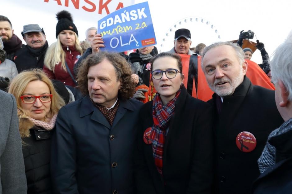 Aleksandra Dulkiewicz z poparciem PO, Nowoczesnej i PSL. Bez poparcia PiS