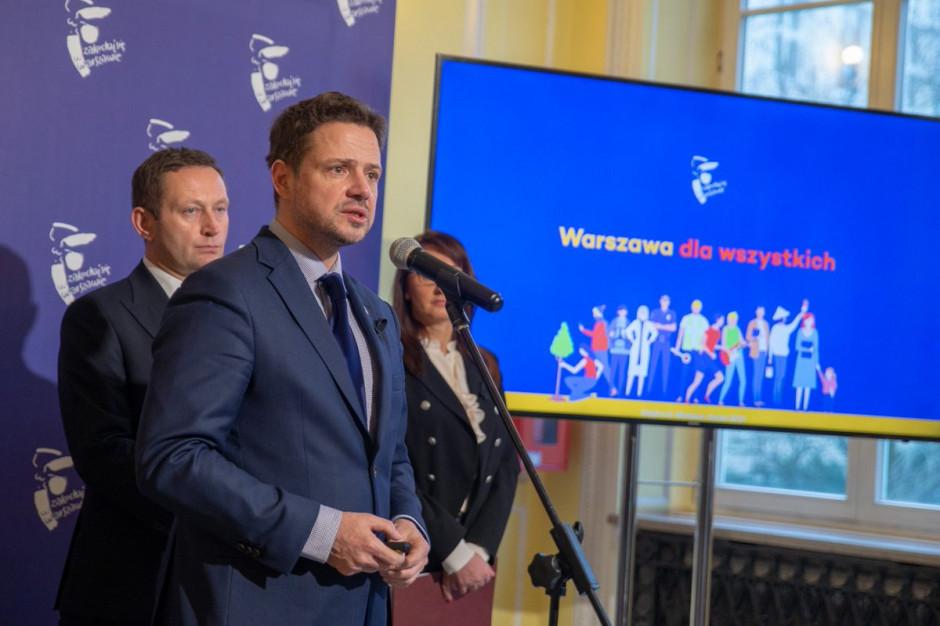 Rafał Trzaskowski: dostaję pogróżki, że będę następny