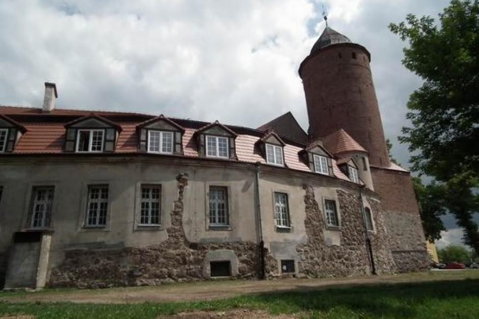 Świdwin ma zapłacić 407 tys. zł wykonawcy prac przy zamku