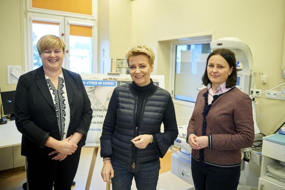 W lutym ruszy nowy nabór do łódzkiego programu in vitro