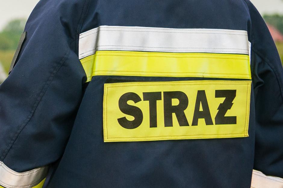 Poznań: Tragiczny pożar w centrum miasta