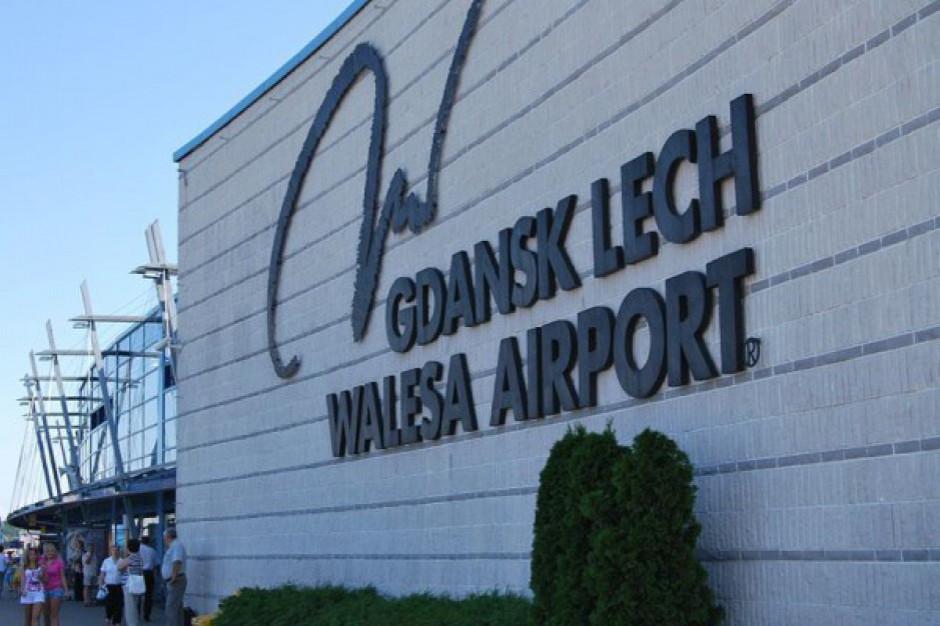 Lotnisko Gdańsk. Prawie 5 mln pasażerów