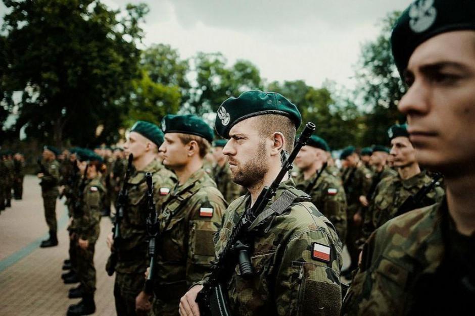 Poznań: 240 żołnierzy WOT złoży uroczystą przysięgę wojskową