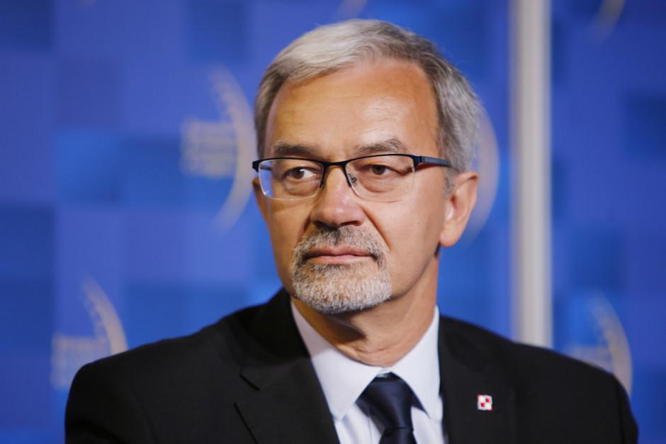 Kwieciński: Nowa strategia rozwojowa zapobiegnie wyludnianiu się małych miast